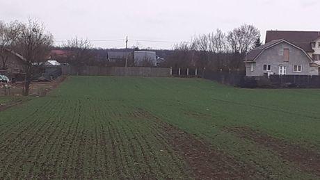 Vand teren intravilan in Moara Vlasiei, cu utilitati