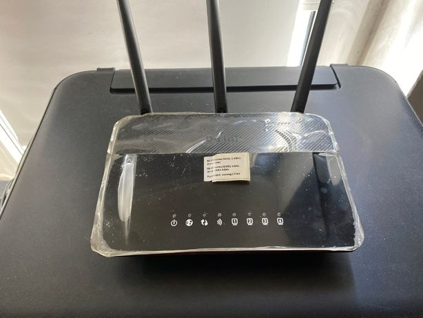 Router wireless D-Link DIR-859, AC1750, Dual-Band, Gigabit