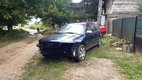 Audi a4 b5 1.8т на части Народни цени