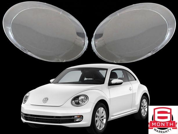 Sticla far VW Beetle A5 (2011-2019) Capac Geamuri