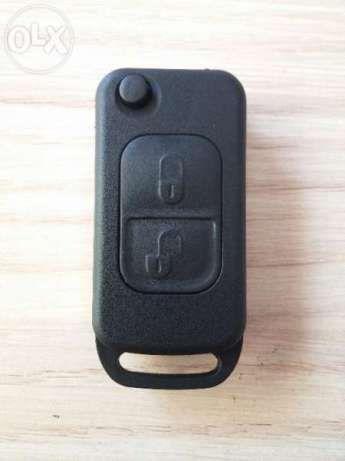 Кутийка за ключ Мercedes(Мерцедес ML/C-А-Klasa/Спринтер/Вито)-2 бутона