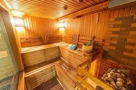 Сауна бания на дровах