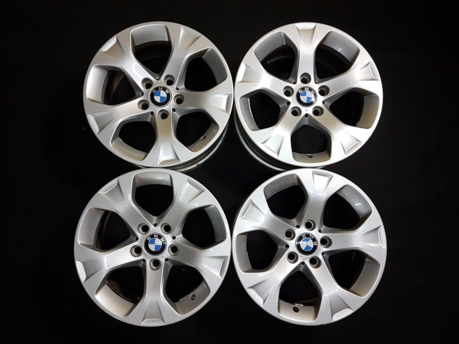 4 Jante Aliaj - 5x120 - 17 '' OEM BMW X1 X3 SERIA 1 3 5 - 7.5 J ET 34 Bucuresti - imagine 1