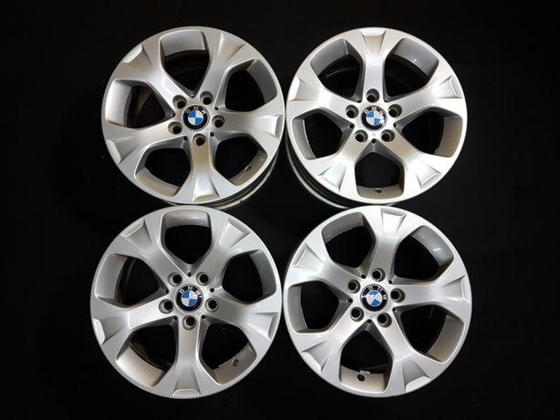 4 Jante Aliaj - 5x120 - 17 '' OEM BMW X1 X3 SERIA 1 3 5 - 7.5 J ET 34