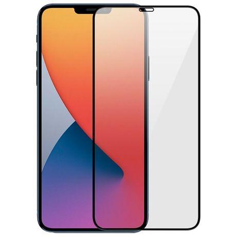 9D Стъклен протектор Цял екран iPhone 12 Pro Max 11 Pro Max SE Xs Xr 8
