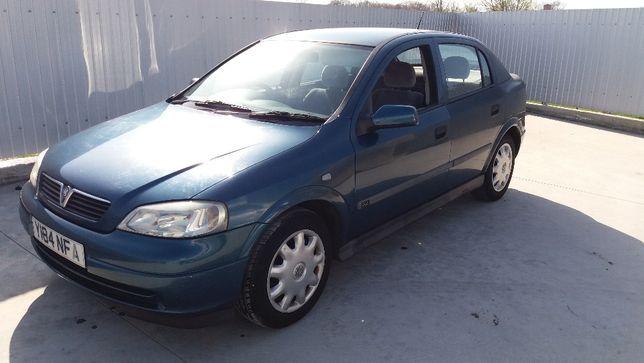Dezmembrez Opel Astra G 1.6i 8v euro 4 2003