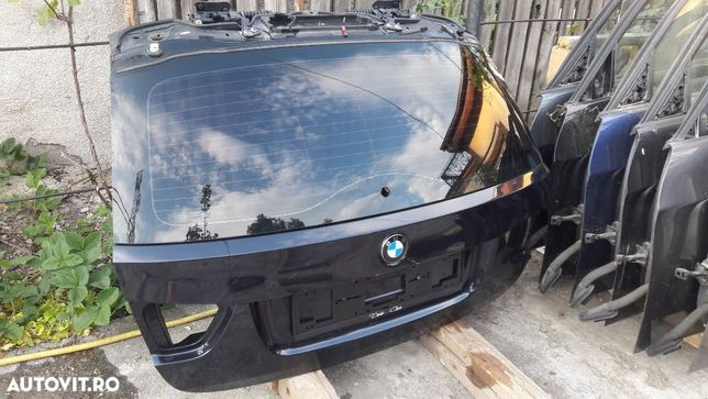 Hayon BMW E91 facelift