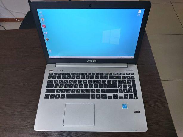 Ноутбук Asus K551LN в отличном состоянии, core i5-4200u
