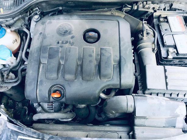 Motor skoda octavia 2.0 140cp