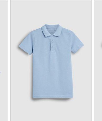 Рубашка-поло Next на 7 лет