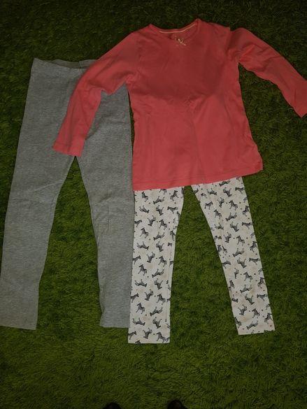 Детски пижама и клин