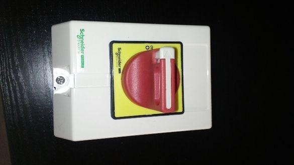 Промишлен пакетен прекъсвач 16А IP65 VCF01GE КУТИЯ