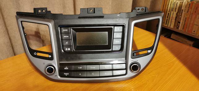 Sistem multimedia Hyundai Tucson 2015-2018