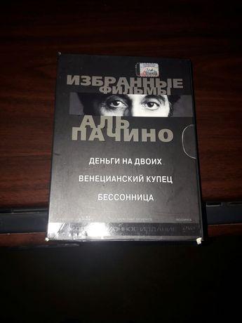 Продам на 4 дисках Аль Пачино коллекционное издание +книжка внутри
