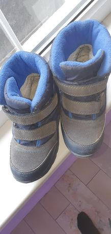 Обувь зимняя на мальчика