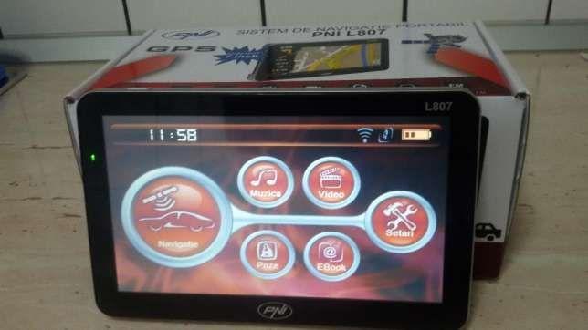 GPS-uri marca PNI model nou cu program camion si harti toata europa