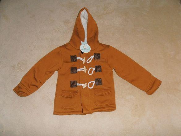 Детско палто пролет-есен