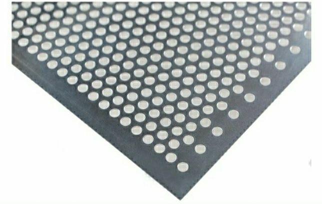 Tabla de aluminiu perforata