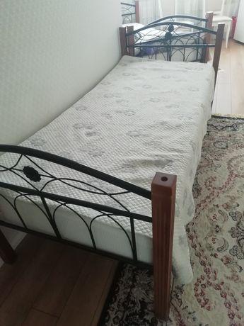 Кровать 2-х ярусная+покрывала в подарок. Снизили цену на 70000тг.