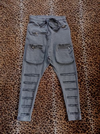 Спортен панталон с паднало дъно S размер