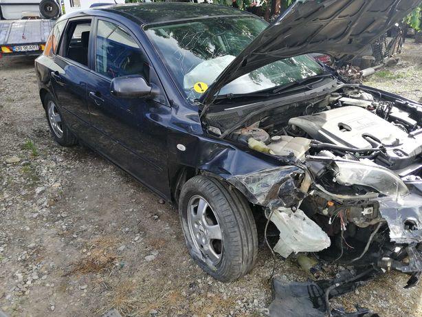 Dezmembrez Mazda 3 1.6 TDCI 2008 110CP Hatchback