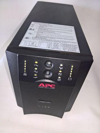 UPS APC smart 1000Va, синусоида, гаранция, цената е с вкл. ДДС