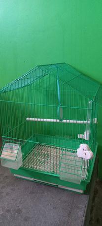Домик для попугайчика