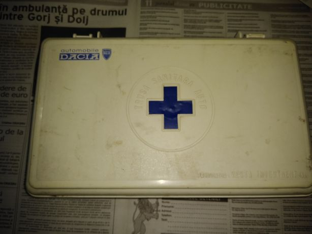 Schimb Trusa sanitara auto - Dacia