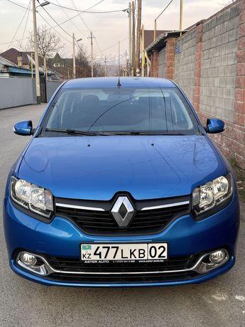 Renault logan 2 2017