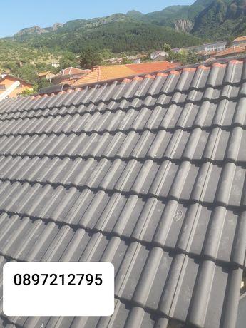 Ремонт на покриви, достъпни цени