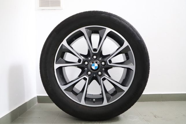 Janta BMW X5 F15 19 Bicolor 255 50 R19 Style 449