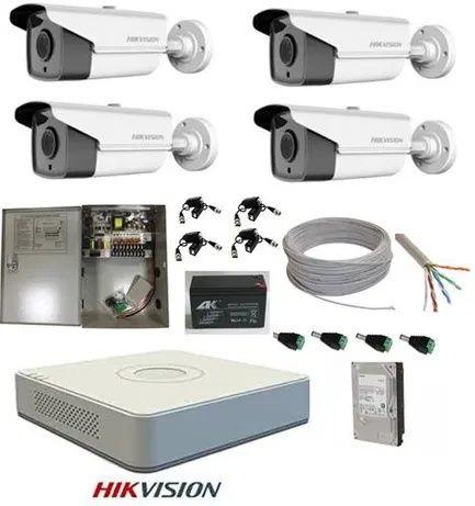 Sisteme de supraveghere video camere video Hikvison dahua