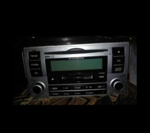 Radio cd/cas/ mp3 original HMC