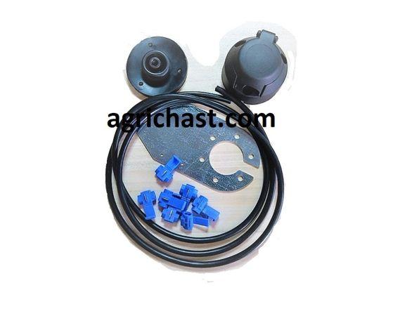 Комплект кабели за теглич на автомобил, ремарке
