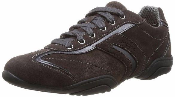 -55% geox, 42, нови, оригинални дамски спортни обувки, естествена кожа