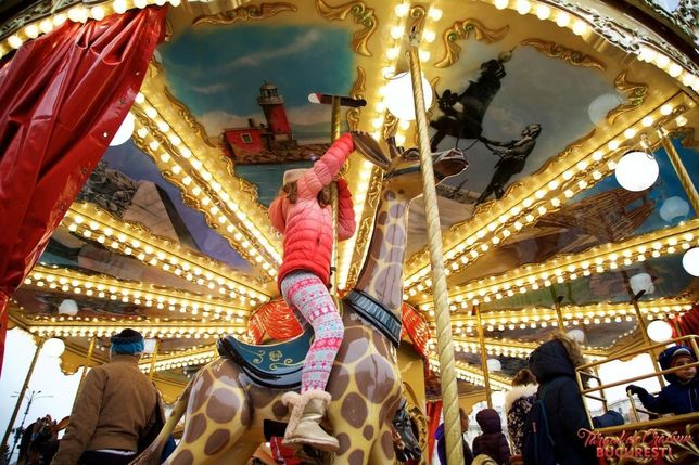 Carusel evenimente de inchiriat / jucarii - petreceri copii / nunti