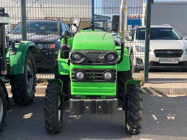 Трактор Рустрак Р-21. Не упусти надежный трактор!