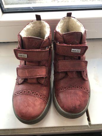 Обувки естествена кожа 31 н