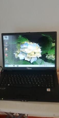 Ноутбук Fujitsu siemens ноутбук для работы и для интернета.