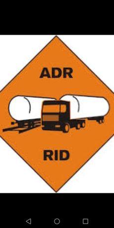 Консултант  ADR и RID
