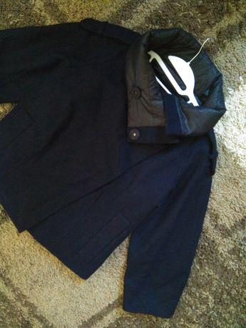 Jachetă scurtă damă, bleumarin, mărimea L