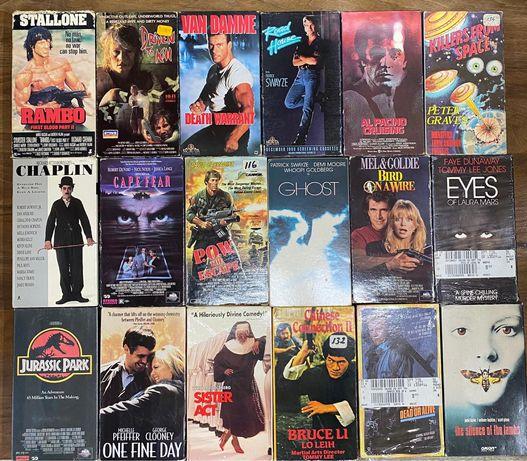 Casete video VHS,Originale,made in SUA