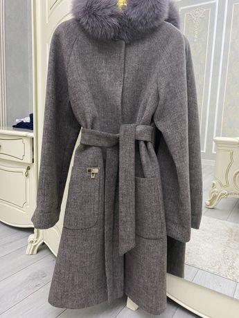 Кашемир пальто