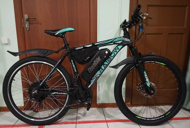 Электровелосипед,  MXUS 48 v, 1000 Вт (max 1500 w),акк.48v 19,2A/H.