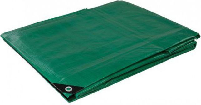 Prelata impermeabila cu inele 120 gr/mp dimensiune 6 x 10 m, verde