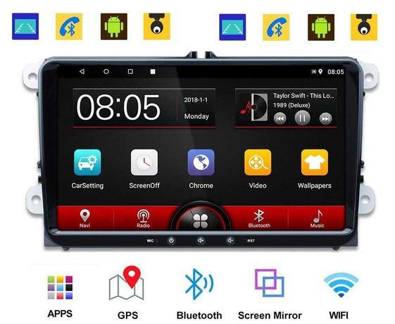 OFERTA: Navigatie GPS Android Dedicata VW Seat Skoda - Wifi Bluetooth