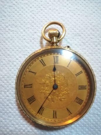 Ceas de buzunar aur 18 k