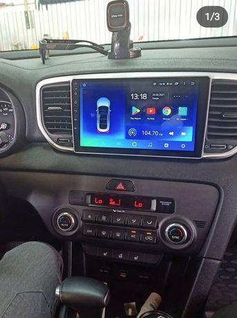 Автомагнитолы андроид на все марки авто.
