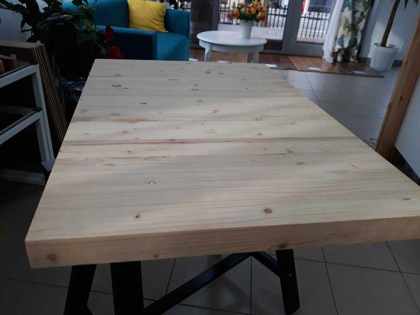 Blat din lemn de pin lamela continua - orice dimensiune CU FACTURA
