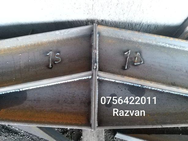 Vand hală metalica 13,70m×30m×4m din profile metalice